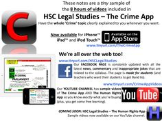 hsc-legal-studies-young-offenders-topic by HSCLegalStudies via Slideshare