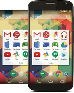 Make Your Android Look Like Latest Google Android L OS