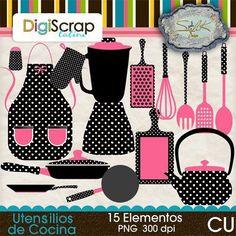 centros de mesa despedida de soltera con utensilios de cocina - Buscar con Google