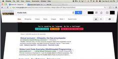 Este fue el mensaje que dio inicio al proceso de selección en Google.