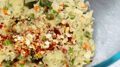 upma pakoda,upma,pakoda,south indian,fooodiz,indian food recipes,food items,chili flakes,crushed peanuts