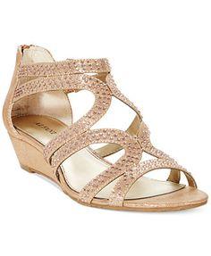 a874c2dba07 Alfani Women s Gypsie Evening Sandals Shoes - Sandals   Flip Flops - Macy s