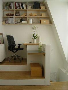 自分だけの小さなオフィススペース(写真ギャラリー) | ROOMIE(ルーミー)