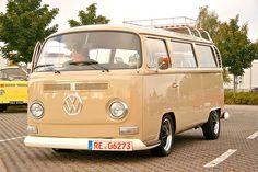 Volkswagen T2a by irvin.nu, via Flickr