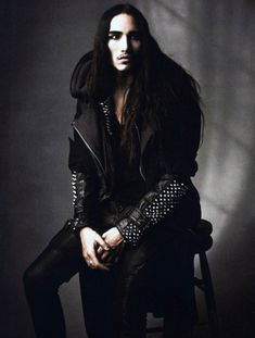 Vampires, Dark Fashion, Mens Fashion, Willy Cartier, Vintage Goth, Gorgeous Men, Beautiful Boys, Male Models, Character Inspiration