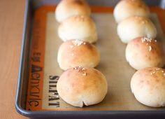 40 Minute Bread Rolls