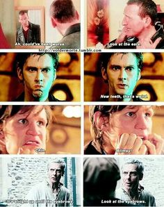 The Doctor - Post-regeneration