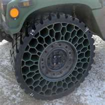 for my TACOma - tweel michelin tires