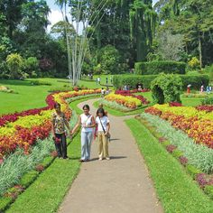 Das farbenfrohe Sri Lanka