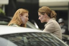 Molly C. Quinn and Stana Katic in Castle (2009)
