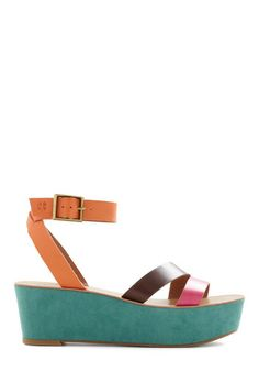 Uptown Fun Wedge