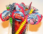 Party Favors (20) Ready to fill with your own candy - Tangled, Disney Cars, Mario, Sports, Holidays, Custom, DIY
