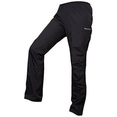2e7264e5f77 Montane Women's Atomic Pants UK10 Black Outerwear Women, Sweatpants,  Jackets, Black Pants,