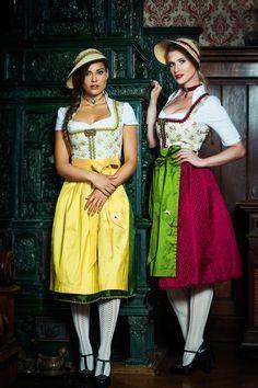 OMG Lana looks even in a Dirndl brilliant...