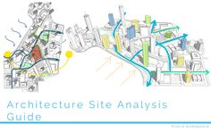 An updated and improved guide to carrying out an extensive architectural site analysis, from desktop study, to site visit, to evaluation and presentation.  via @1starchitecture