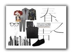 """оп"" by explorer-14667709373 on Polyvore featuring мода, Salvatore Ferragamo, Wooyoungmi, RoomMates Decor, Emporio Armani, Blume, Dolce&Gabbana, Versace, Fendi и Louis Vuitton"