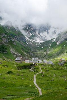 Alpstein, Switzerland by Martin Künzler