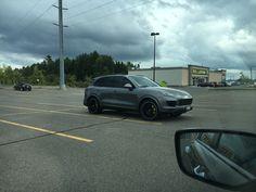 Cayenne hybrid looking sharp #Porsche #porsche911 #porschelife #cayenne #cars #car