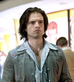 New still of Sebastian Stan as Clay Appuzzo in 'I'm Dying Up Here'