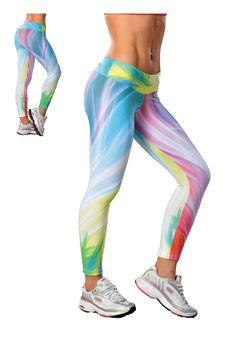 Tiempo Libre sexy sportswear leggings