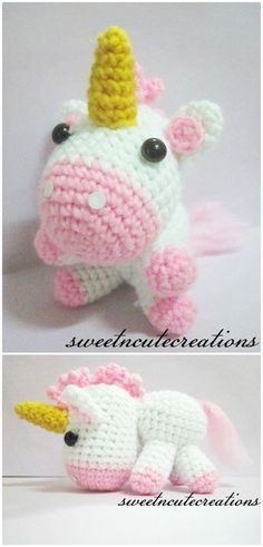 New crochet unicorn pattern free amigurumi Ideas Crochet Unicorn Pattern Free, Crochet Unicorn Hat, Unicorn Doll, Crochet Patterns Amigurumi, Free Pattern, Crocheting Patterns, Crochet Dolls, Knitting Patterns, Crochet Mittens