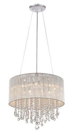 FREE SHIPPING! Shop Wayfair for Avenue Lighting Beverly Drive 12 Light Drum Chandelier - Great Deals on all Kitchen