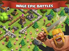 There is no infection or hazards linked to installing this application and therefore you can peacefully simply click the acquire option and like the limitless entertaining of enjoying clash of clans video game to outdo your opponents with plentiful resources on your side.