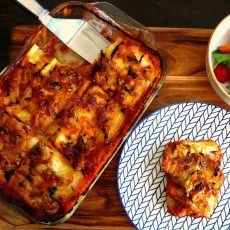 This vegan lasagne is the traditional beef lasagne reinvented. It's made of just low-carb veggies & is gluten-free, grain-free, nut-free and sugar-free. Low Starch Vegetables, Low Carb Veggies, Beef Lasagne, Vegetarian Recipes, Cooking Recipes, Raw Recipes, Healthy Recipes, Sans Gluten, Gluten Free