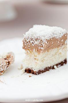 ... bounty cheesecake ...