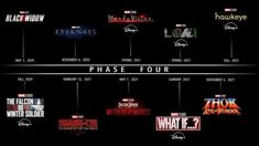 Marvel Cinematic Universe is spreading its tentacles all over the world. With Marvel Avengers Phase 4 to bid bigger than ever on Disney Plus Marvel Movies List, Upcoming Marvel Movies, Films Marvel, Dc Movies, Upcoming Films, Comic Movies, Marvel Vs, Marvel Heroes, Captain Marvel