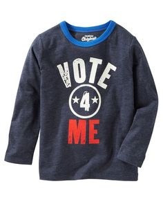 Baby Boy OshKosh Originals Graphic Tee from OshKosh B'gosh. Shop clothing & accessories from a trusted name in kids, toddlers, and baby clothes.