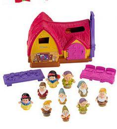 Fisher Price Snow White Cottage
