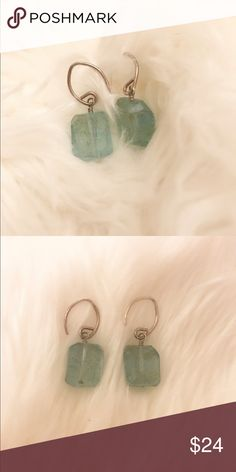Judith Bright earrings Labradorite stones; handmade with handpicked gemstones; gorgeous and authentic; bundle with other things to lower the price! Judith Bright Jewelry Earrings