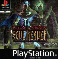 Legacy of Kain - Soul Reaver: Playstation: Amazon.de: Games