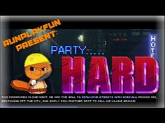 Прохождение Party Hard - Поножовщина в Party Hard