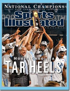 Carolina Tar Heels Basketball | Roy Williams, Basketball, North Carolina Tar Heels - 04.15.09 - SI ...
