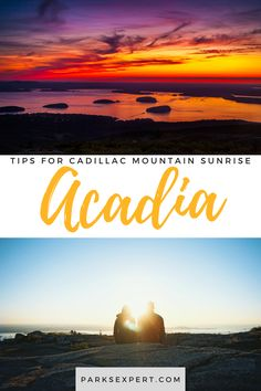 Cadillac Mountain sunrise is one of the most beautiful in the world. Here are some tips for securing reservations and getting up early to see it without any regrets.
