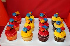 """Photo 1 of 13: Tonka Truck Chuck and Friends / Birthday """"Tonka Chuck and Friends/Construction"""" 