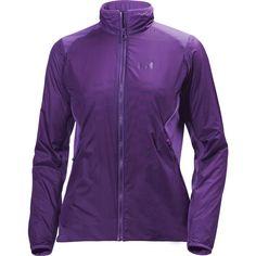 Helly Hansen Women's H2 Flow Fleece Jacket | Sunburned Purple