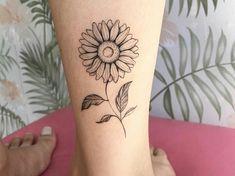 #tatuagem #tatuagemgirassol