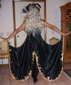 Bnwt Noir Rose Chat Halloween Costume Robe Fantaisie Déguisement Catsuit 3 ans