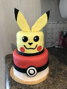 Over The Years, Pikachu, Cakes, Pictures, Fictional Characters, Art, Photos, Kunst, Pastries