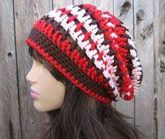 Crochet Hat - Slouchy Hat, Crochet Pattern PDF,Easy, Great for Beginners, Pattern No. 36