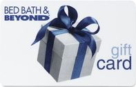 Bed Bath And Beyond Gift Card - good to save for house stuff