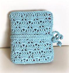 PDF PATTERN Lily Crochet Hook Organizer by livinginamethyst