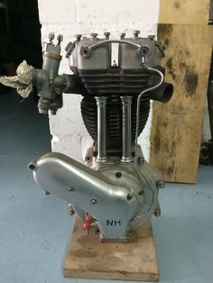 Ariel Motor 350ccm OHV passend z.B. für NH, Red Hunter | eBay