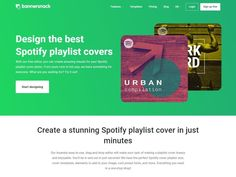 Bannersnack Playlist Cover Design — Buzzsonic Cover Template, Spotify Playlist, Music Industry, Your Image, Cover Design, Free Design, Infographic, Hacks, Templates