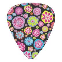 Abstract floral patterns pick
