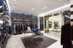 LIUJO boutique in boutique by Christopher Ward Studio, Madrid – Spain » Retail Design Blog