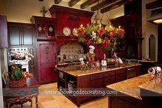 beautiful cabinets/furniture